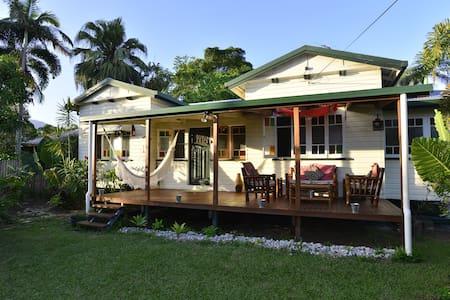 Luxury Tropical Queenslander - House
