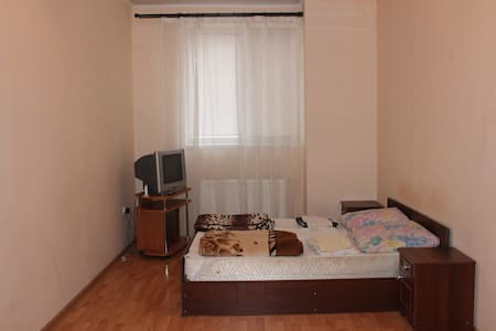 1-комнатная на Береговской 3 - Lägenhet