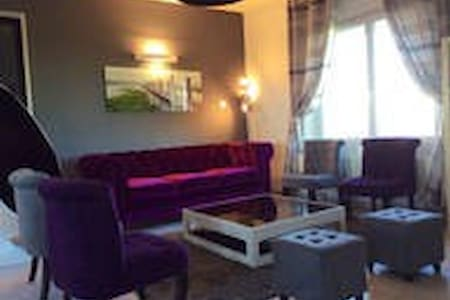 Très belle suite familiale - Estouteville-Écalles - Bed & Breakfast