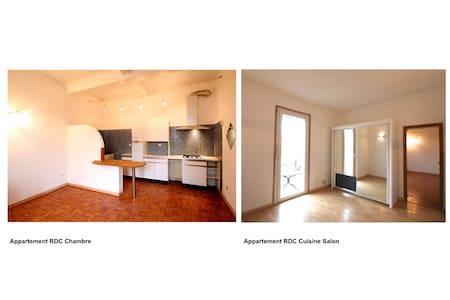 En Provence Appartement confort de 45 m2 + Piscine - Camaret-sur-Aigues