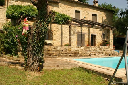 Comfortable clean room in villa - Province of Macerata - Villa
