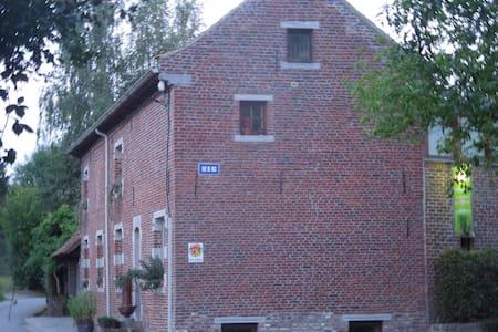 L'Ermitage - Gîte rural familial - Quévy