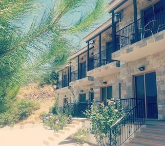 K.H.G Stone-Wood Cottages - Kato Platres - Appartement