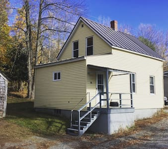 Dog-Friendly Cottage on Outskirt of Town. - Lewiston