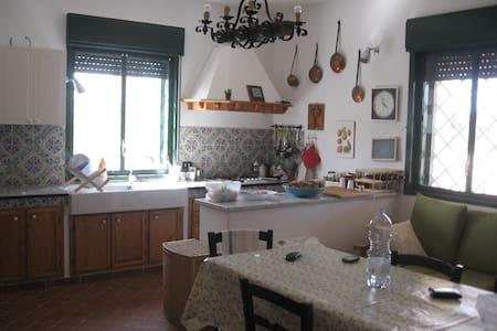 Tranquilla casa in campagna - Santa Margherita di Belice - House