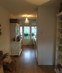 Nice apartment by Amsterdam woods - Amsterdam - Appartement