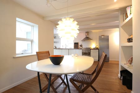 Contry house nearby lovely beach - Grenå - House