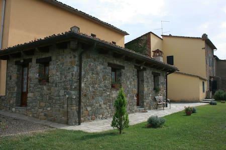 Fattoria Di Gratena - Vista, sleeps 4 guests - Arezzo - Huvila