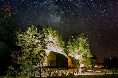 Sowa - domek w gałęziach drzew - Wlodawa - Casa en un árbol