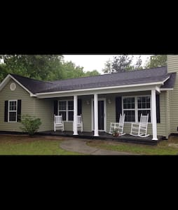 Relaxing room minutes from downtown - Aiken
