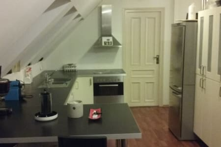 Spatious room in city centre