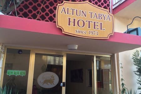Altun Tabya Hotel - Charming and cozy atmosphere