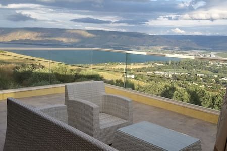 Serene Galilean Holiday Retreat - Poria - Kfar Avoda - Apartament