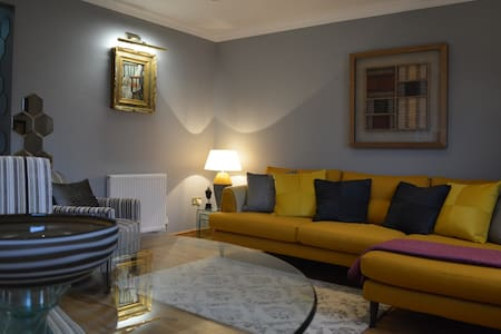 Beautiful apartment 12 mins from Cardiff by train - Pontyclun - Pis
