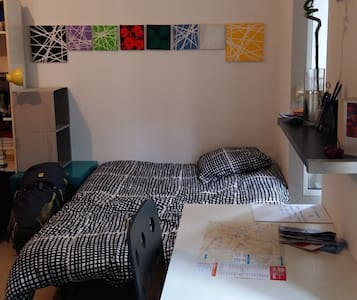 Cozy shared place downtown ★ wifi - Wohnung