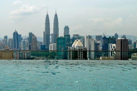 Regalia kuala Lumpur  Apartment - Lakás