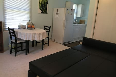 1 BR aprtment West Windsor & PU Plus - West Windsor Township - Bed & Breakfast