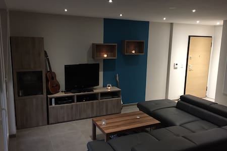 Chambre dans appartement cosy - Bourgheim