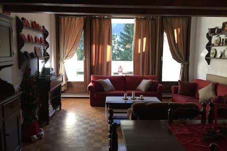 Dolomites apartment Val di Fassa - Condominio
