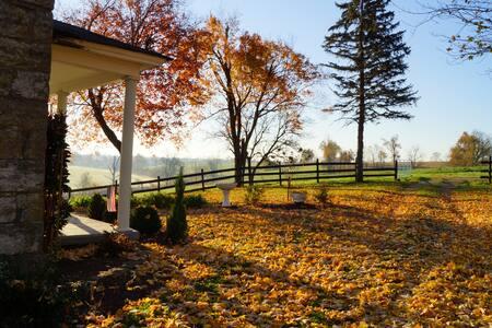 Historic Wake Robin Farm - Perryville