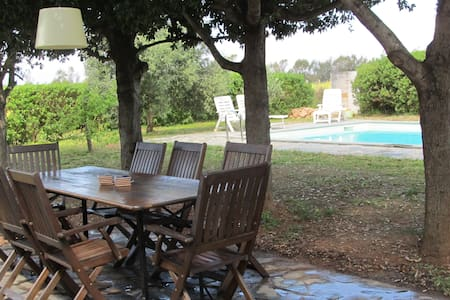 Pool, double bed with ensuite,Wifi - Alghero