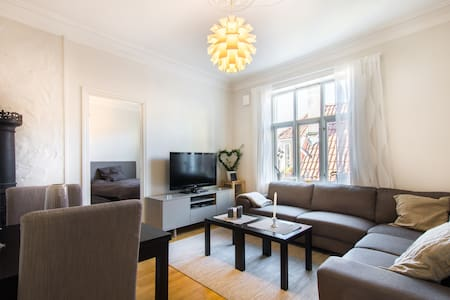 All you need; 2BR apt in the middle of Bergen! - Bergen