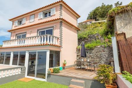 A Villa with a view. - Faja Da Ovelha - Villa