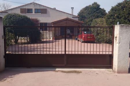Logement individuel en maison familiale - Cuxac-d'Aude