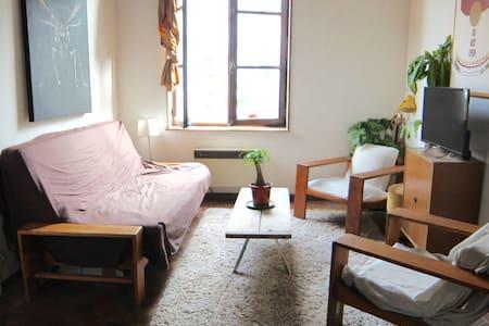 Appt cosy  . Rue Eau de Robec. CHU. - Apartment