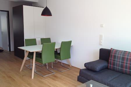 Zentrum und Seenähe/ modern+neu - Apartment