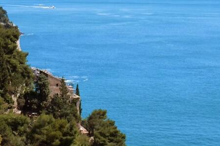 9bd, beach access, jacuzzi, pool - Maiori - Villa