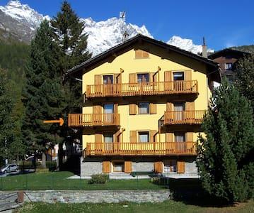 Flat in the Matterhorn valley - Valtournenche - Valtournenche - Wohnung