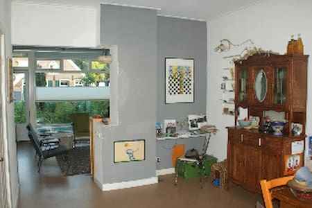 Huis, '30, eetbare tuin, Veluwezoom - Maison