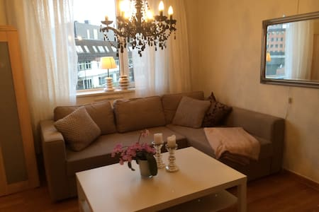 Room centrum Sandvika10min to oslo - Sandvika - Apartment