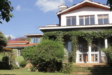 Shimei House in Ngong Hills - Dom