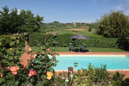 Villa w/pool btw Florence & Siena - Tignano - Villa