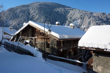 La Laiterie 200m from ski lift - Lomamökki
