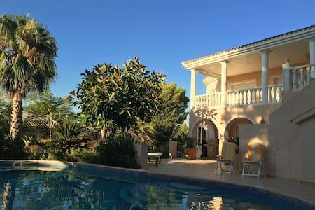 Villa Paradiso, Altea la Vella - Villa
