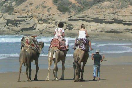 Über Winter(n) in Marokko