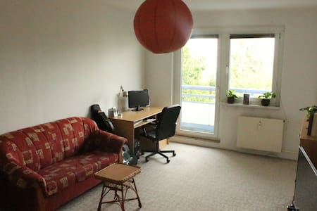 Nice and calm flat close to nature - Wohnung