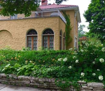 Italian Villa Meets Chicago - Ház
