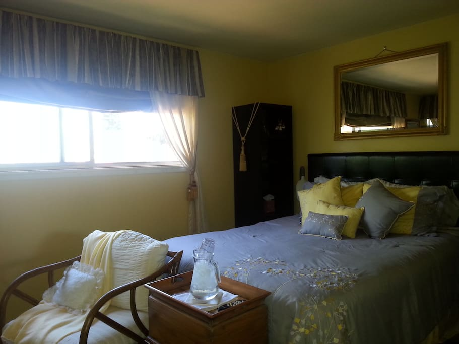 Guest Room 103 with 3/4 bath