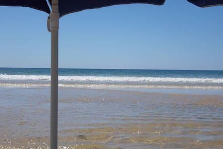 Casa T2 perto da praia da Alagoa - Altura