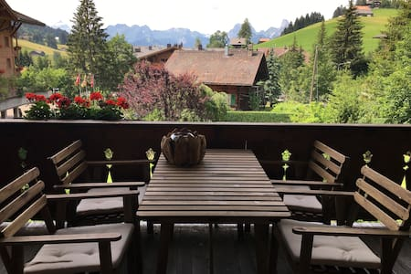 Top luxurious apartment near Gstaad - Saanen