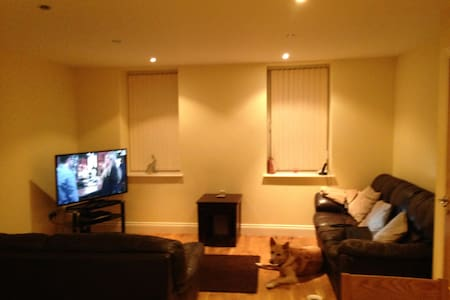 Clean, Double Room in St Helier - House