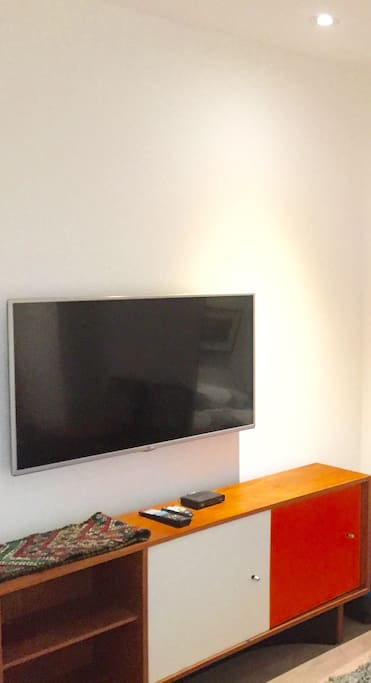 "42"" Smart Flat Screen TV"