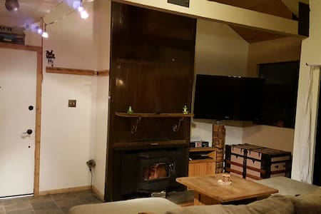 2 bedroom condo near the village - Mammoth Lakes