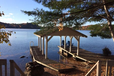 **NEW**Lake of Bays!!! Cottage on the Hill - Dwight - Zomerhuis/Cottage