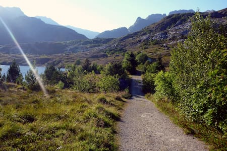 Klippen, Sørvågen i Lofoten - Casa