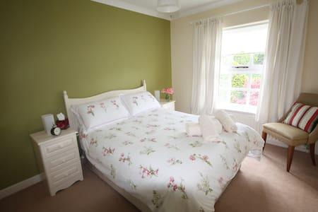 DOUBLE ROOM close to the Phoenix Park - Castleknock - House
